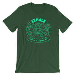 EXHALE (Soft Lightweight T-Shirt)