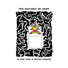 NIGHTMARE (Soft Lightweight T-shirt)