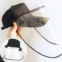 Load image into Gallery viewer, Zone Baseball Cap with Removable Flip-Up Visor Shield