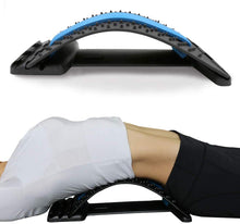 Load image into Gallery viewer, Back & Spine Stretcher For Instant Lumbar Relief