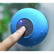 Load image into Gallery viewer, Shower Speaker Bluetooth (with suction pad)