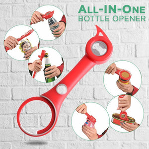 All-In-One Bottle Opener Easy To Use
