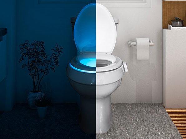 Motion Activated Toilet Night Light Pro
