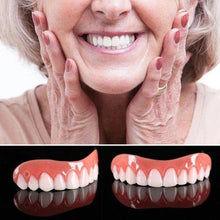 Load image into Gallery viewer, Perfect Smiile & White Teeth - Upper & Lower Clip/Snap On Veneers for Perfect Teeth