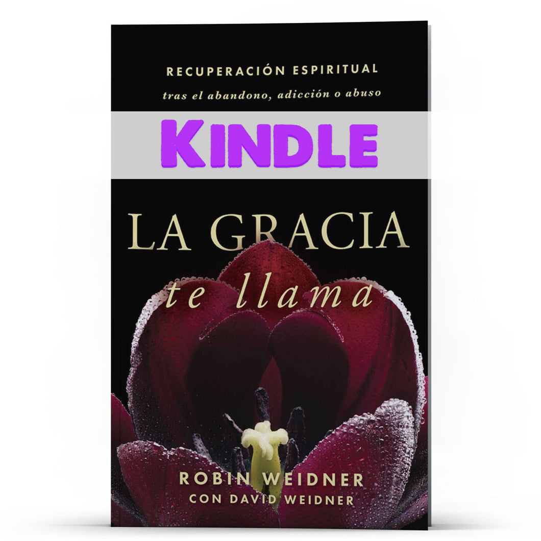 LA GRACIA te llama Kindle - PurityRestored