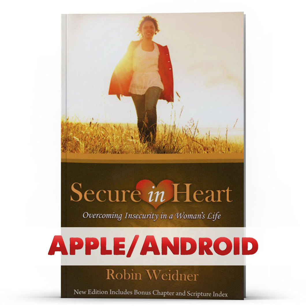 Secure In Heart Apple/Android - PurityRestored