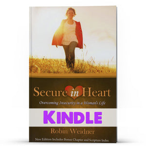 Secure In Heart Kindle - PurityRestored
