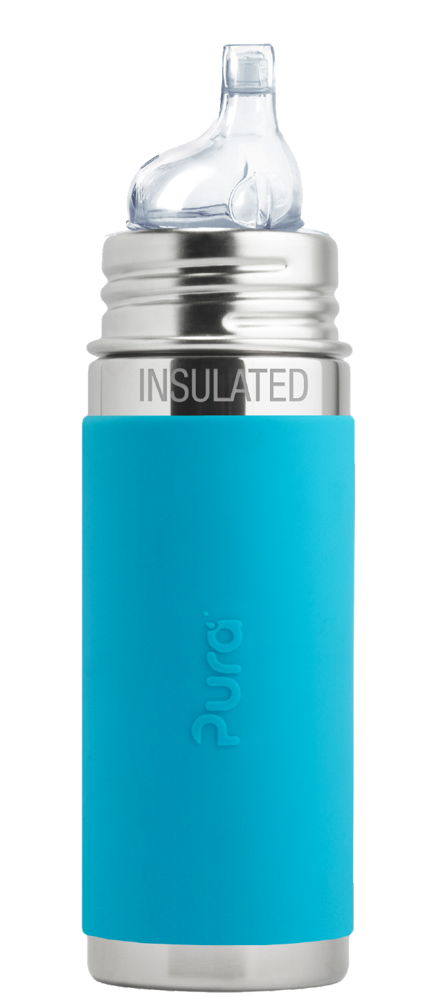 Pura 260ml Sippy Bottle (insulated)