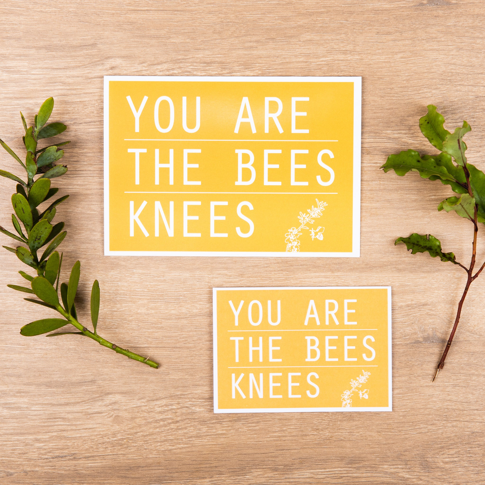 You are the Bees Knees Gift Card
