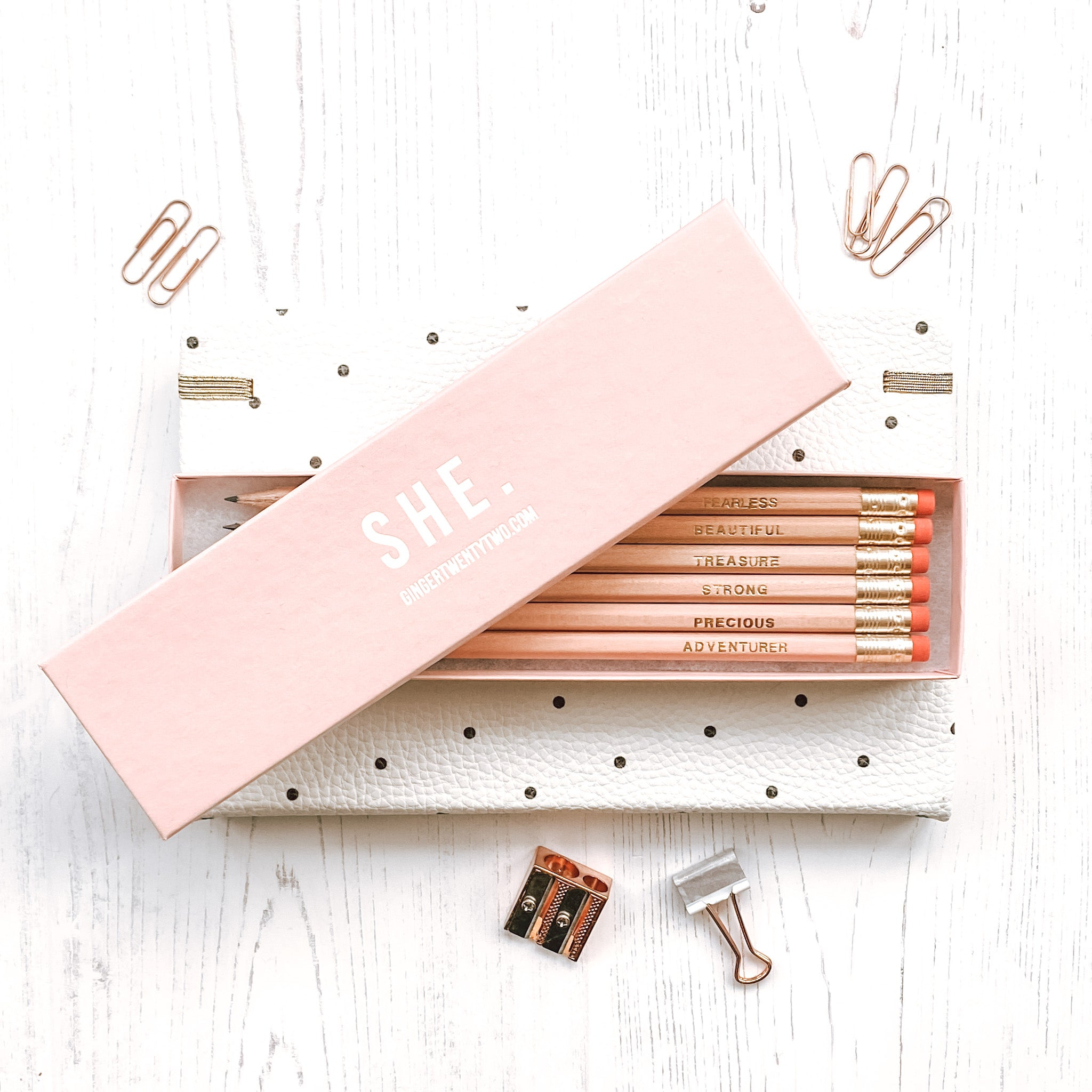 She Pencils by Ginger Twenty Two