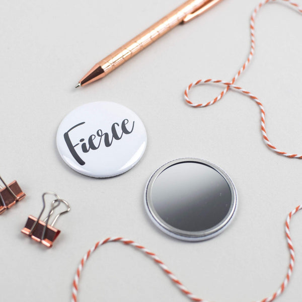 Fierce Pocket Mirror