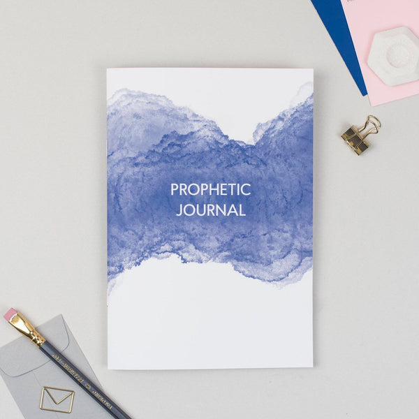 Prophetic Journal by Ginger Twenty Two