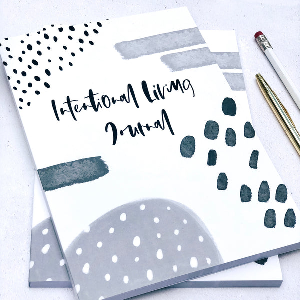 Intentional Living Christian Journal by Ginger Twenty Two