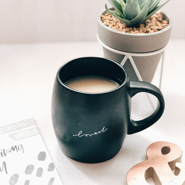 Loved Mug by Ginger Twenty Two