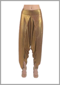 Golden Dhoti