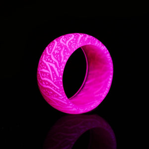 Unisex Glow in The Dark Rings