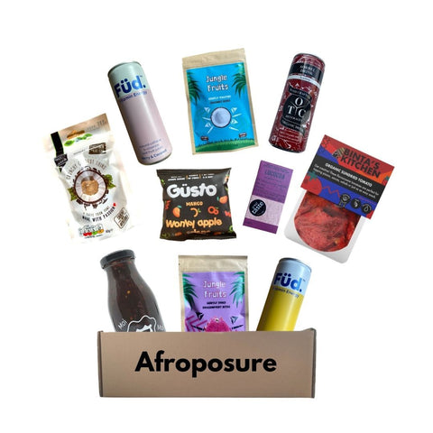 afroposure discovery box