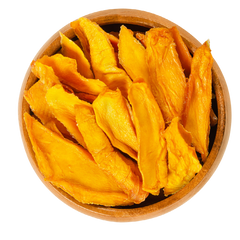 dried mango calories