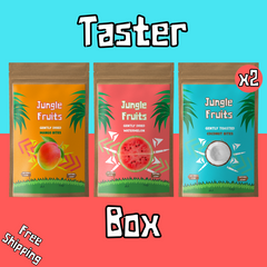 Exotic Dried Fruit Mix, Taster Boxes