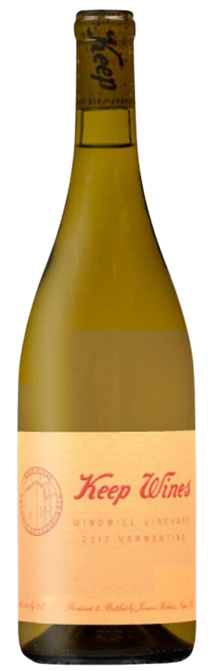 Keep Wines Windmill Vineyard Vermentino 2017