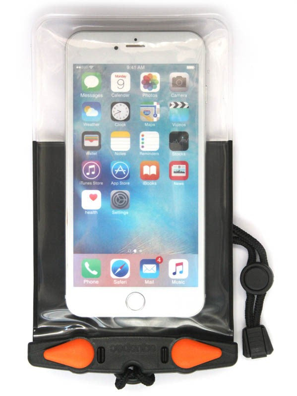 Waterproof phone case - plusplus