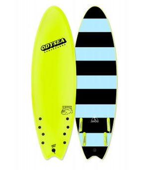 Odysea Skipper - Quad - 6'6""