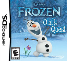 Load image into Gallery viewer, Frozen: Olaf's Quest - Nintendo DS