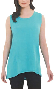 ADRIENNE VITTADINI Women's Sleeveless Fashion Top
