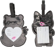 Load image into Gallery viewer, Betsey Johnson Duo Silicone Luggage Tags