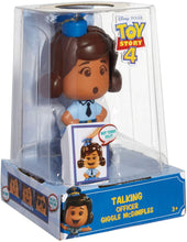 Load image into Gallery viewer, Disney Pixar Toy Story Talking Officer Giggle McDimples