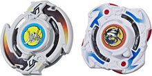 Load image into Gallery viewer, Beyblade Burst Evolution Dual Pack Driger S and Dragoon Fighter