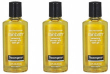 Load image into Gallery viewer, Neutrogena Rainbath Refreshing Shower and Bath Gel Travel Size 1 Oz (Pack Of 3)