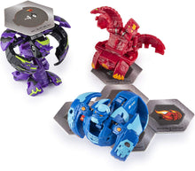 Load image into Gallery viewer, Bakugan, Battle Brawlers Starter Set with Transforming Creatures, Darkus Hydranoid, for Ages 6 & Up