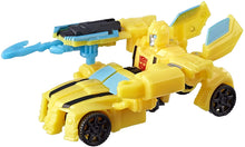 Load image into Gallery viewer, Transformers Cyberverse Scout Class Bumblebee