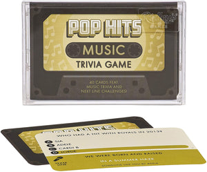 Ridley's Greatest Pop Hits Cassette Tape Song & Music Trivia Quiz Guess Game