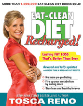 Load image into Gallery viewer, The Eat-Clean Diet Recharged!: Lasting Fat Loss That's Better than Ever