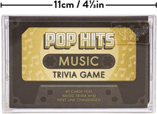 Load image into Gallery viewer, Ridley's Greatest Pop Hits Cassette Tape Song & Music Trivia Quiz Guess Game