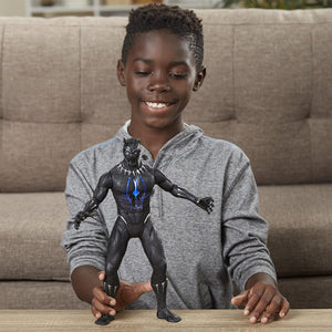 Hasbro Collectibles - Black Panther Hero Slash and Strike Figure(Marvel)