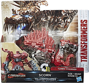 Transformers: The Last Knight 1-Step Turbo Changer Scorn