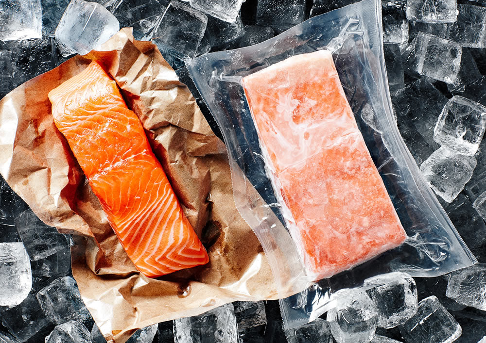 How to Properly Freeze Fresh Fish