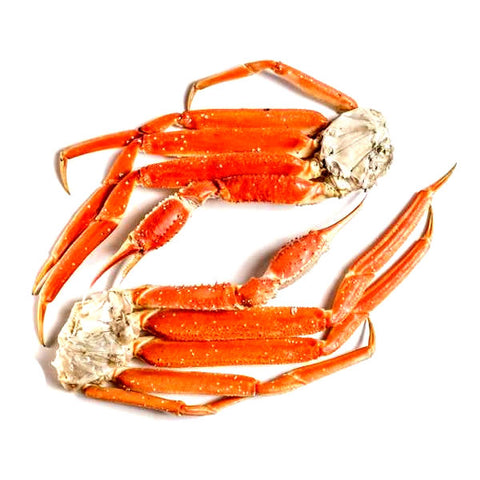 Frozen Snow Crab