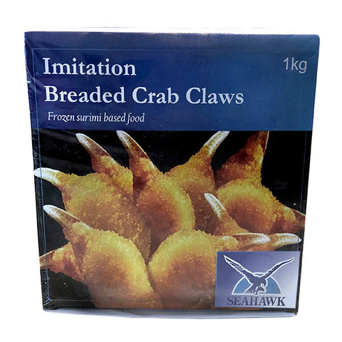 Imitation Breaded Crab Claws