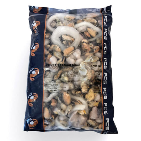 Seafood Mix Large Deluxe