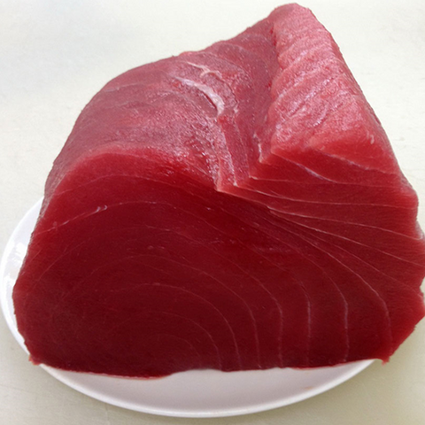 Yellow Fin Tuna Loin £24.99KG