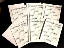 Load image into Gallery viewer, A McClellanville Blessing ~ Set/6 Notecards with Peel & Press Envelopes