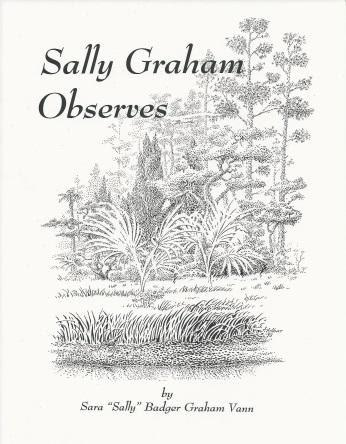 Sally Graham Observes ~  Sara