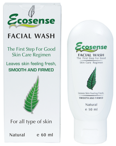 Ecosense Deep Clean Face Wash |  Neem and Aloe vera | Soap Free