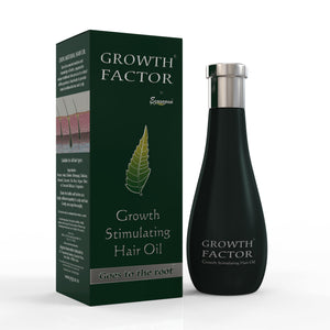 GROWTH FACTOR | HAIR GROWTH OIL | HAIR TREATMENT OIL