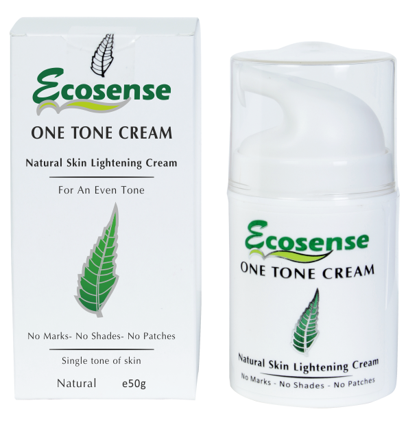 Ecosense One Tone Cream | Natural Skin Lightening Cream
