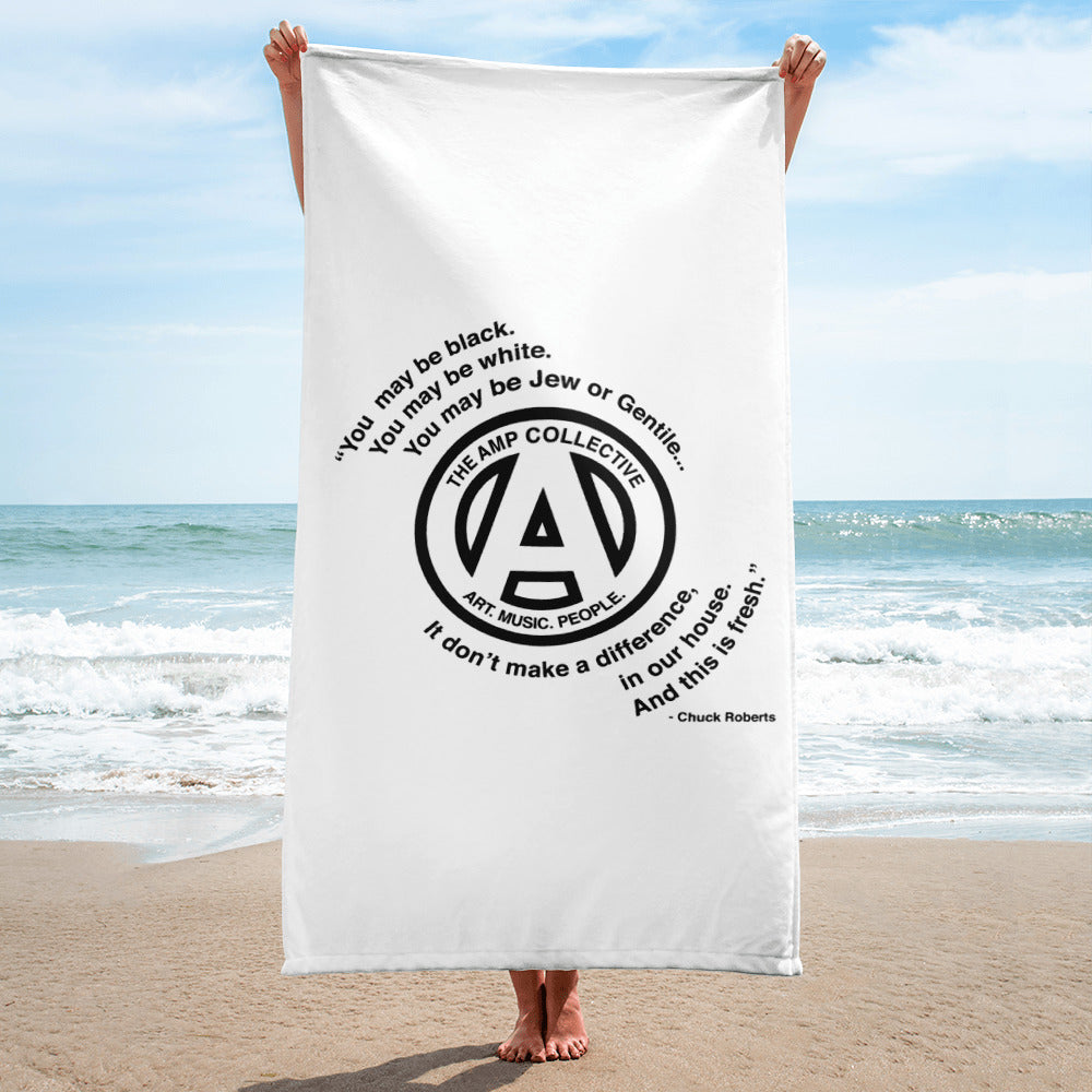 The Sermon Beach Towel